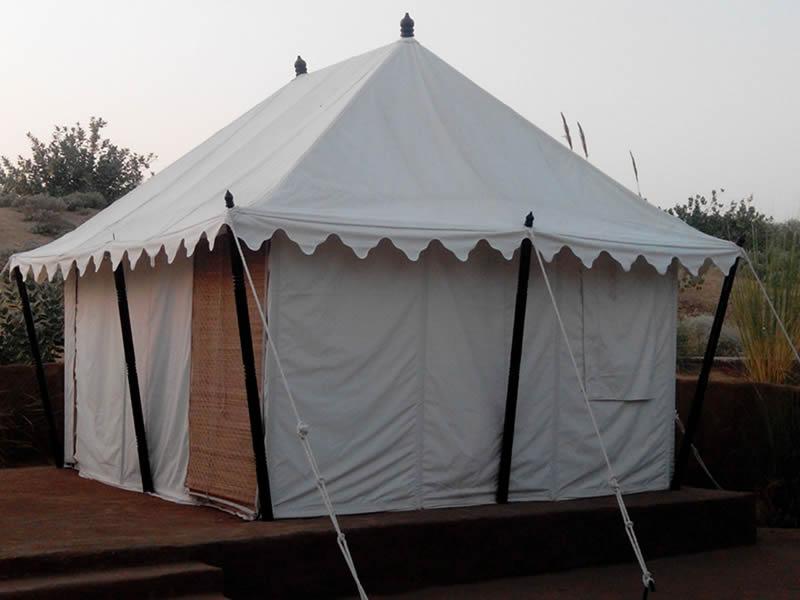 Tent set 5