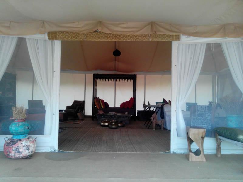 Tent set 6