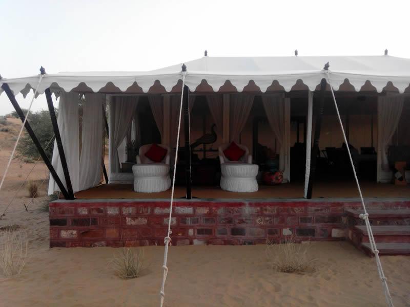 Tent set 8