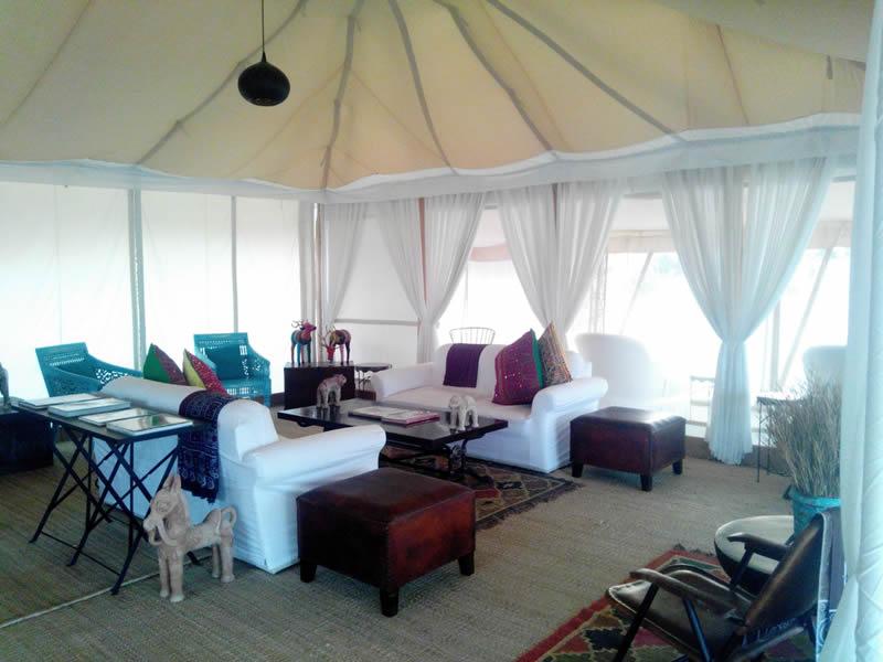 Tent set 9