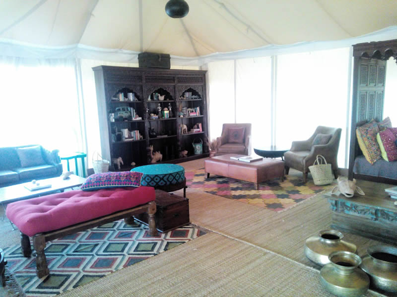 Tent set 12