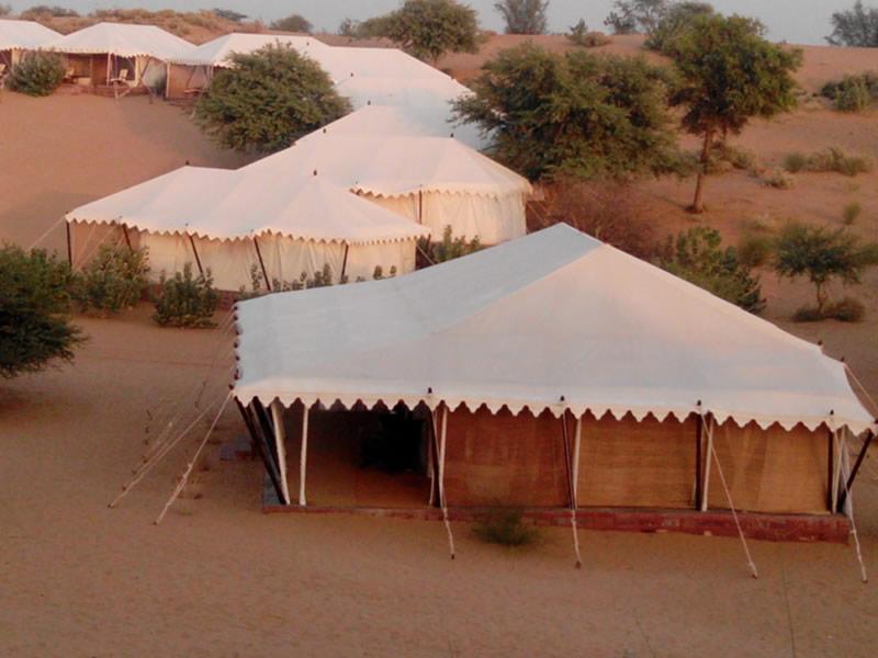 Tent set 1