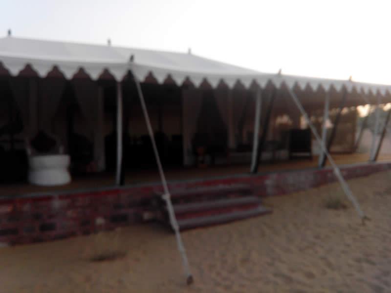 Tent set 2