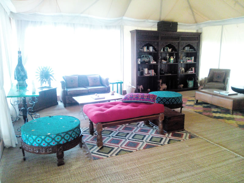 Tent set 3